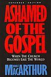Book Ashamed of the Gospel