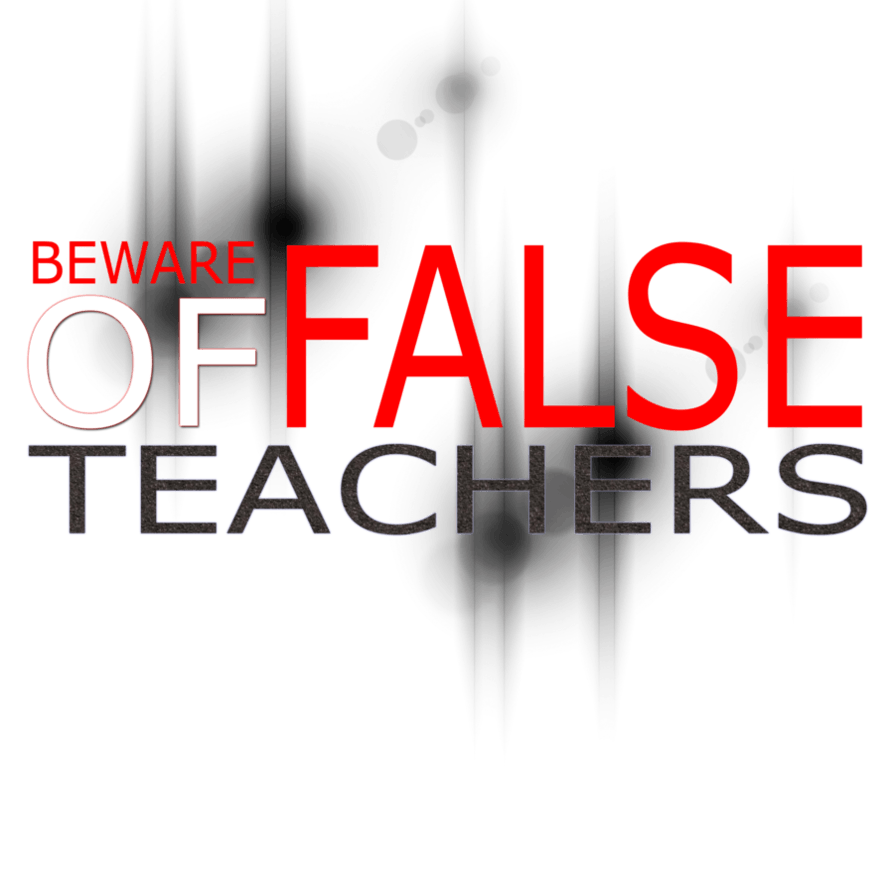 False Teachers 7 Characteristics Thomas Brooks